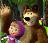 Лесные приключения с Машей и Медведем