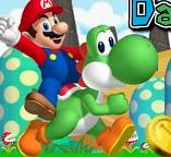 Приключения Марио и динозаврика Йоши Тире