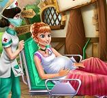 Уход за новорожденным младенцем Анны