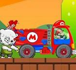 Марио сражается с зомби 2