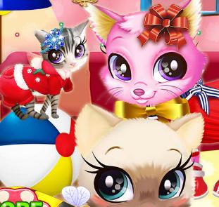 Игры салон красоты для животных игры для девочек