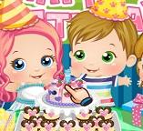 День рождения у маленькой Алиски
