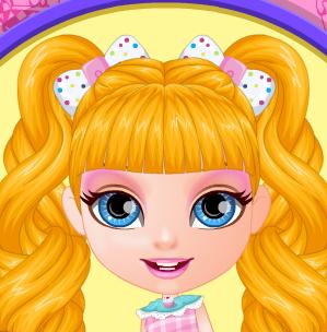 Игры для девочек малышка барби