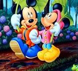 Найди всех  Микки Маусов