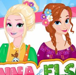 Эльза и Анна о новых тенденциях в весенней моде