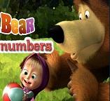 Маша и Медведь. Скрытые цифры