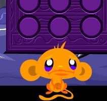 Грустные обезьянки: Охота на деток ниндзя 2 в замке Дракулы