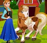 Лошадиная ферма принцессы Анны