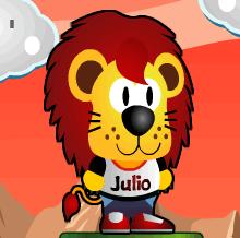 Приключения супер Львёнка Джулио