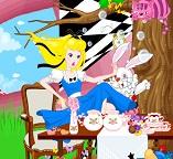 """Делаем сказку ,,Алиса в Стране чудес"""""""