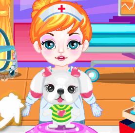 Маленький доктор для питомцев
