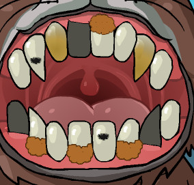 Собачий стоматолог