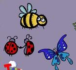 Загадки деткам про насекомых