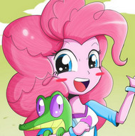 Девичник с Пинки Пай