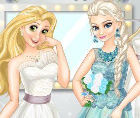 Модели— невесты Диснея
