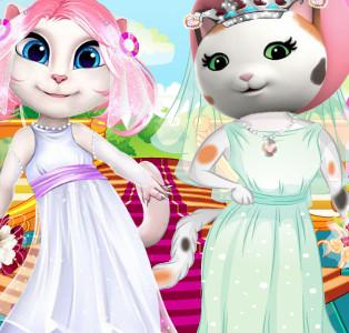 Невесты Анжела и Келли: Кто круче?