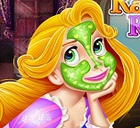 Роскошный макияж для Рапунцель