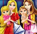 Шоппинг для принцесс и их дочурок