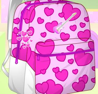 Дизайн школьного портфеля