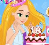 Принцессы Диснея отмечают день рождения Рапунцель