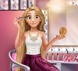 Блондинки. Макияж для принцессы Рапунцель