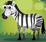 Детки учат буквы и познают мир животных Африки