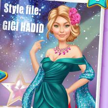 Знаменитость. Модный вызов Джиджи Хадид