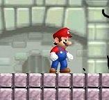 Герой Марио  спасает принцессу