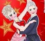 Эльза и Джек. Танцуют сальсу