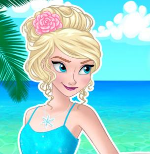Весенний отпуск принцессы Эльзы