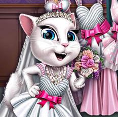 Оловянная  свадьба Тома  и Анжелы
