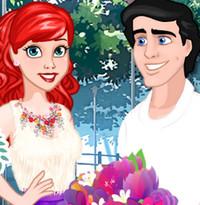 Милое свидание принцессы Ариэль