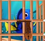 Найди и спаси рыбку Дори