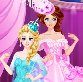 Игры магазин выпускных платьев