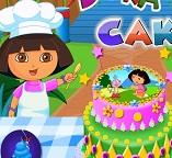 Торт для Доры