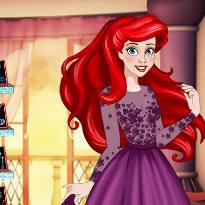 Принцессы Диснея: бал  бабочек