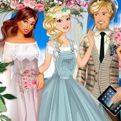 Свадьба в стиле хипстеров