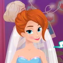 Барби и Эльза подружки— соперницы на свадьбе у Анны