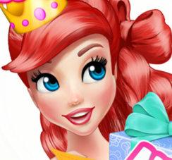 Принцесса Ариэль именинница