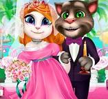 Медовый месяц  для кошки Анжелы