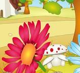 Малыши ищут грибы