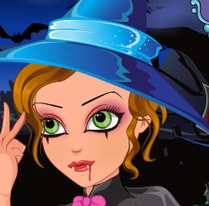 СПА салон для девушки вампира