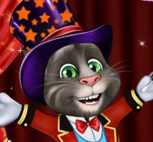 Говорящий кот Том Волшебник