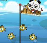 Отправляемся на рыбалку с Пандой