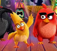 Злые птички: Веселая  вечеринка на острове
