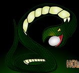 Змейка, поедающая яйца