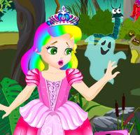 Принцесса Джульетта ловит злодея