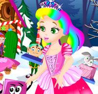 Принцесса Джульетта играет в прятки