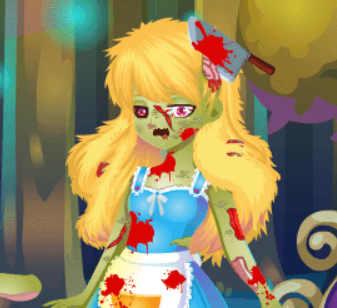 Страна Чудес: Доктор для зомби Алисы