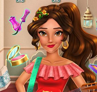 Реальный макияж для принцессы Елены